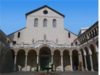 Salerno: Il duomo dedicato a San Matteo