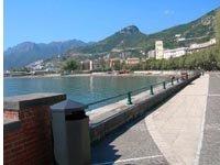 Salerno: Il lungomare